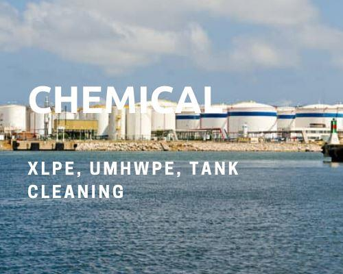 XLPE, UMHWPE, Tank Cleaning hose