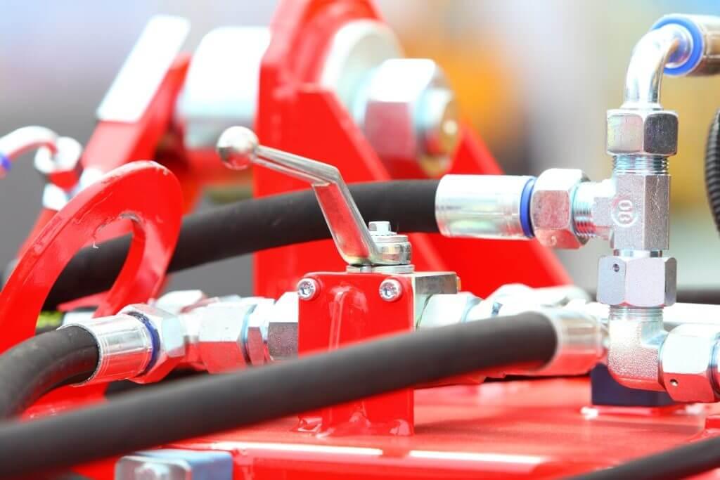 Flexi flex hydraulic hose